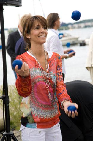 Rolig konferensaktivitet - jongleringskurs